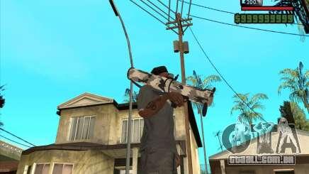 Melhor RPG-18 para GTA San Andreas
