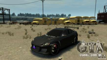 MAZDA RX8 para GTA 4