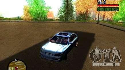 2008 Hyundai Sonata para GTA San Andreas