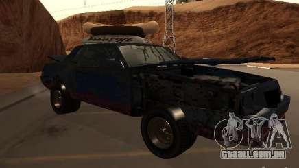 Rusty imperador do GTA 4 para GTA San Andreas