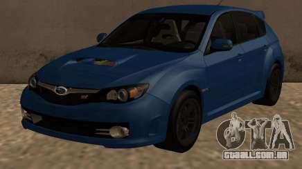 Subaru Imreza WRX para GTA San Andreas