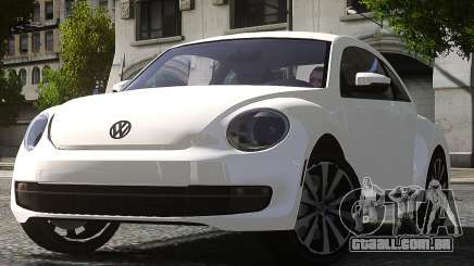 Volkswagen Beetle Turbo 2012 para GTA 4
