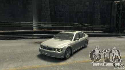 BMW 760I para GTA 4