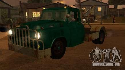 Caminhão Dodge é oxidado para GTA San Andreas