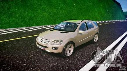 Mercedes-Benz ML 500 v1.0 para GTA 4