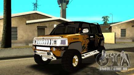 Scion xB OffRoad para GTA San Andreas