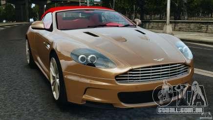 Aston Martin DBS Volante [Final] para GTA 4
