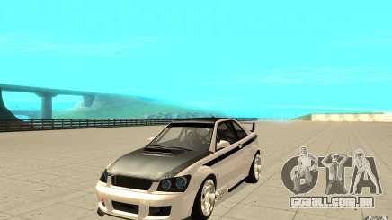 GTA IV Sultan RS FINAL para GTA San Andreas