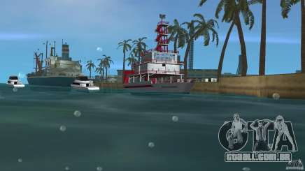 Ferry para GTA Vice City