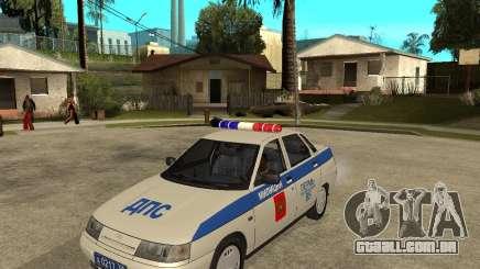 LADA 21103 DPS para GTA San Andreas