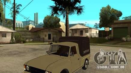 """IZH 2715 """"Moskvich"""" para GTA San Andreas"""