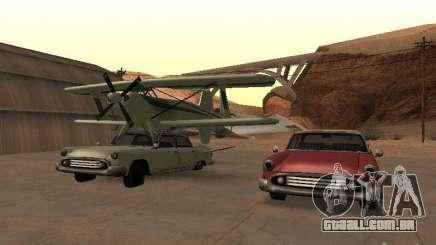 Carro-avião para GTA San Andreas