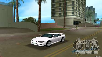 Nissan Silvia spec R Light Tuned para GTA Vice City