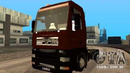 MAN TGA Vos Logistics para GTA San Andreas