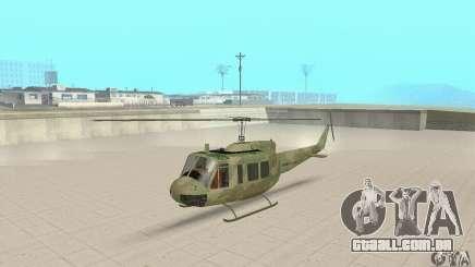 UH-1 Iroquois (Huey) para GTA San Andreas