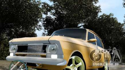 Moskvič 412 Street Racer [Alpha] para GTA 4