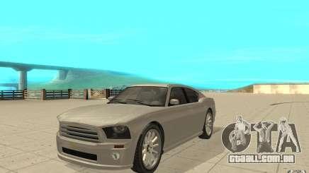 FIB Buffalo no GTA 4 para GTA San Andreas