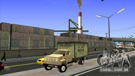 Yankee baseado no GMC para GTA San Andreas