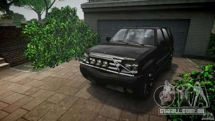 Cavalcade FBI car para GTA 4