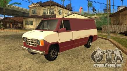 Transporter 1987 - GTA San Andreas Stories para GTA San Andreas