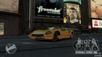Ferrari P7 para GTA 4