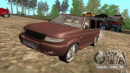 UAZ Patriot para GTA San Andreas