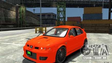 Seat Leon Cupra R para GTA 4