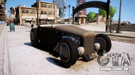 Roadster High Boy para GTA 4