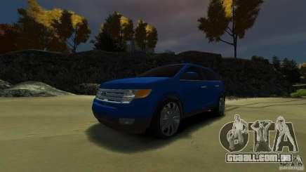 Ford Edge 2007 para GTA 4