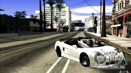 Acura NSX Tuned para GTA San Andreas