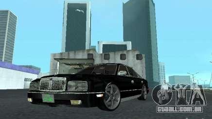 Nissan President JS para GTA San Andreas