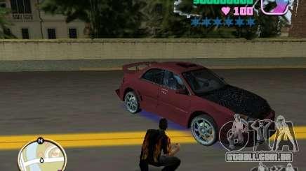 Subaru Impreza WRX STI para GTA Vice City
