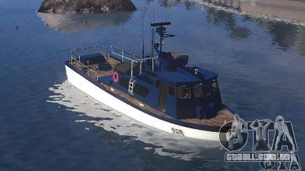 Coast Guard Patrol para GTA 4