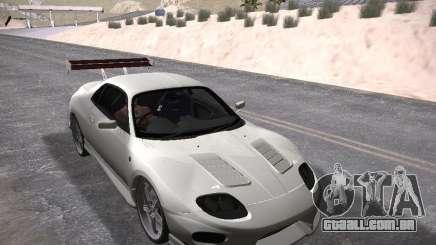 Mitsubishi FTO GP Veilside para GTA San Andreas