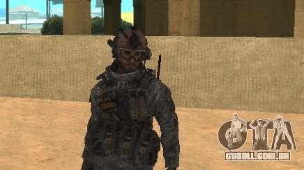 USA Army Ranger para GTA San Andreas