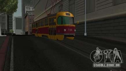 Tatra T3 para GTA San Andreas