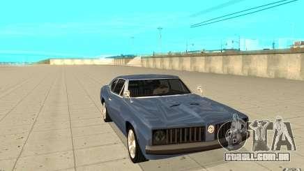 Garanhão do GTA 4 para GTA San Andreas