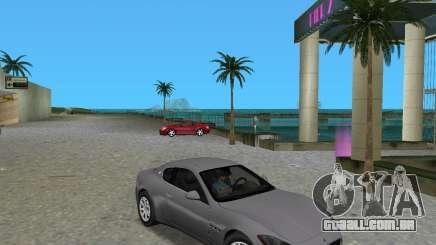 Maserati  GranTurismo para GTA Vice City