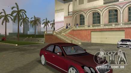 Maybach 57 para GTA Vice City