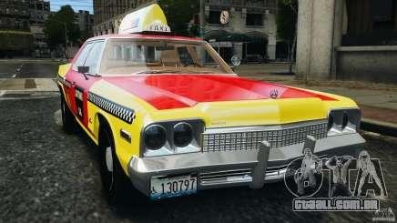 Dodge Monaco 1974 Taxi v1.0 para GTA 4