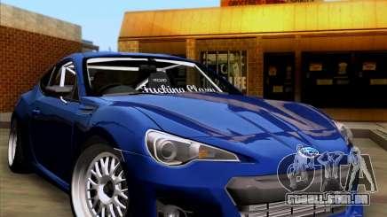 Subaru BRZ Stance para GTA San Andreas