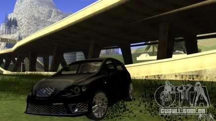 Seat Leon Cupra R para GTA San Andreas