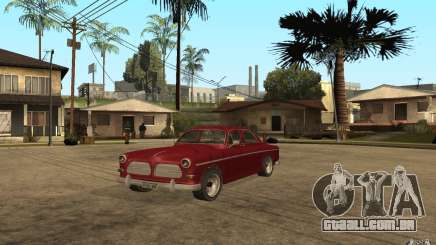 Volvo Amazon 1968 para GTA San Andreas