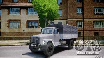Gaz-3308 para GTA 4