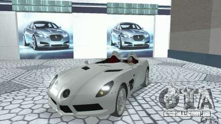 Mercedes-Benz SLR Moss 2008 para GTA San Andreas