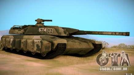 A-8 Tiger para GTA San Andreas