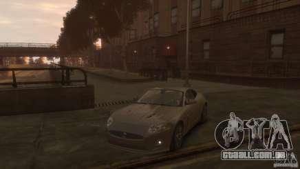 Jaguar XK-R para GTA 4