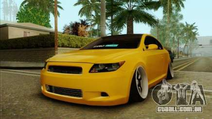 Scion tC 2012 para GTA San Andreas