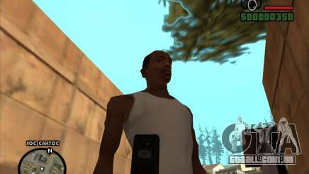 O detonador para GTA San Andreas
