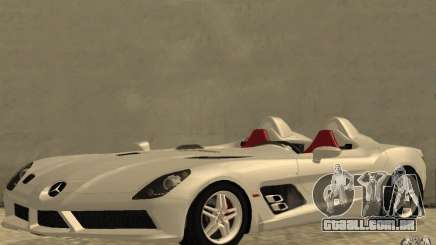 Mercedes-Benz SLR McLaren Stirling Moss para GTA San Andreas